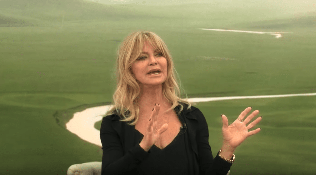 Goldie Hawn is Voicing a New Children's Sleeping Story for the Moshi Twilight App