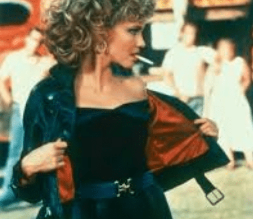 Olivia Newton-John is Auctioning Her Famous Leather Outfit from Grease