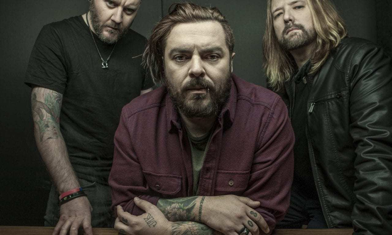 Seether Frontman Shaun Morgan On Mental Health, New Beer Release