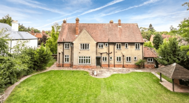 'One Home to Rule Them All': JRR Tolkien's Home Sells At $5.8M