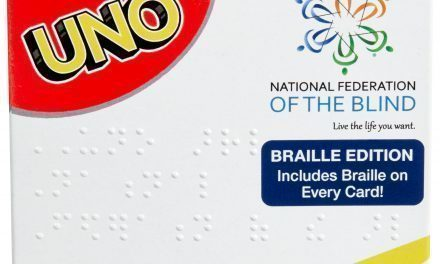 UNO Introduces First Official Braille Deck