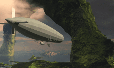 The Newest Innovations To The Zeppelin Might Involve Solar Power