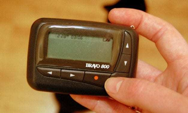 Beep No More: Japan Ends Pager Services Once and For All