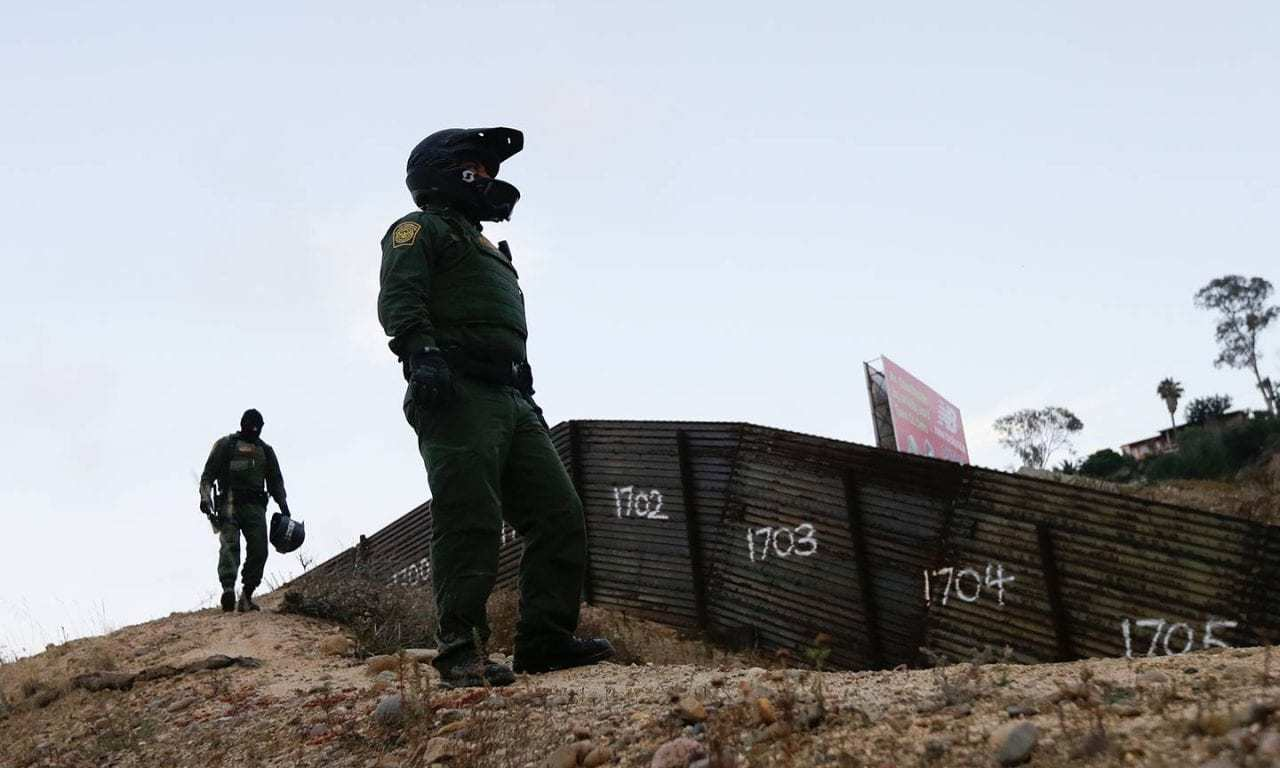 Technology is ramping up border security but it can't save us from Donald Trump