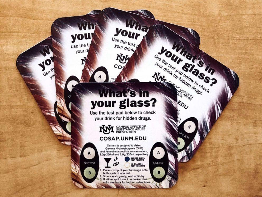 What's In Your Drink? This University Now Has 'Date Rape' Detection Coasters