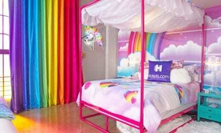 You Can Now Rent a Lisa Frank 90s-Style Penthouse Thanks to Hotels.com