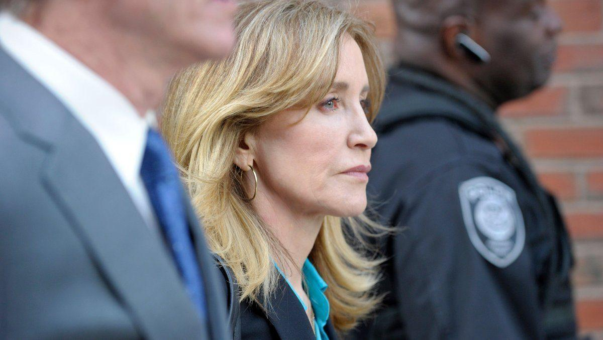Felicity Huffman Released from Prison Early