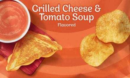 Lay's Offers Up Tomato & Grilled Cheese Chips For Limited Time and the Internet Is Salivating