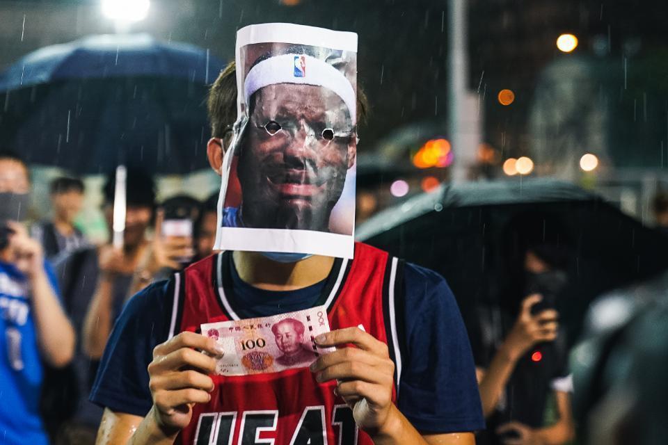 LeBronGate Continues Amidst NBA-China Row