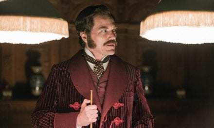 "Michael Shannon on Playing George Westinghouse in ""The Current War"""