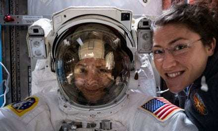 "U.S. ""HERstory"" Has Been Made As Two Female NASA Astronauts Made First-Ever All-Female Spacewalk"
