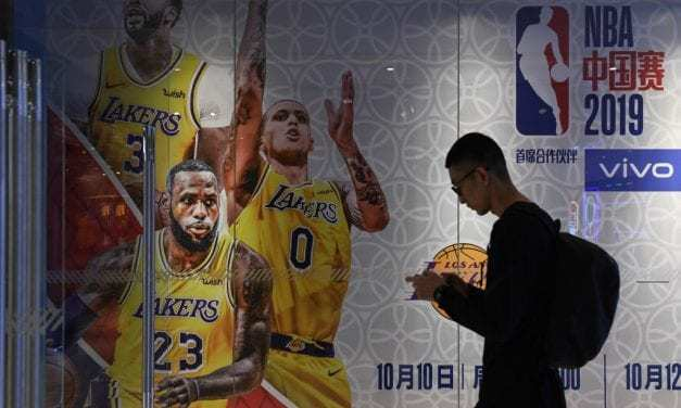 LeBron James speaks out on NBA and China