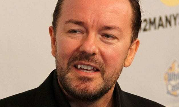 Veteran-Host Ricky Gervais Reprises Role At 77th Golden Globes