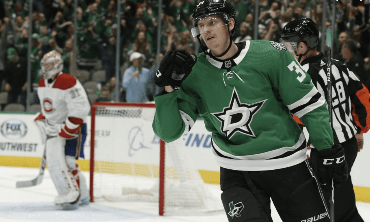 Swift Turnaround Continues for Stars As They Defeat Canadiens 4-1
