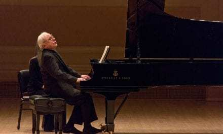For Pianist Richard Goode, Knowing What Not To Play Makes All The Difference