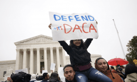 DACA Recipients Future Remains Uncertain, Supporters Rally In Downtown Los Angeles