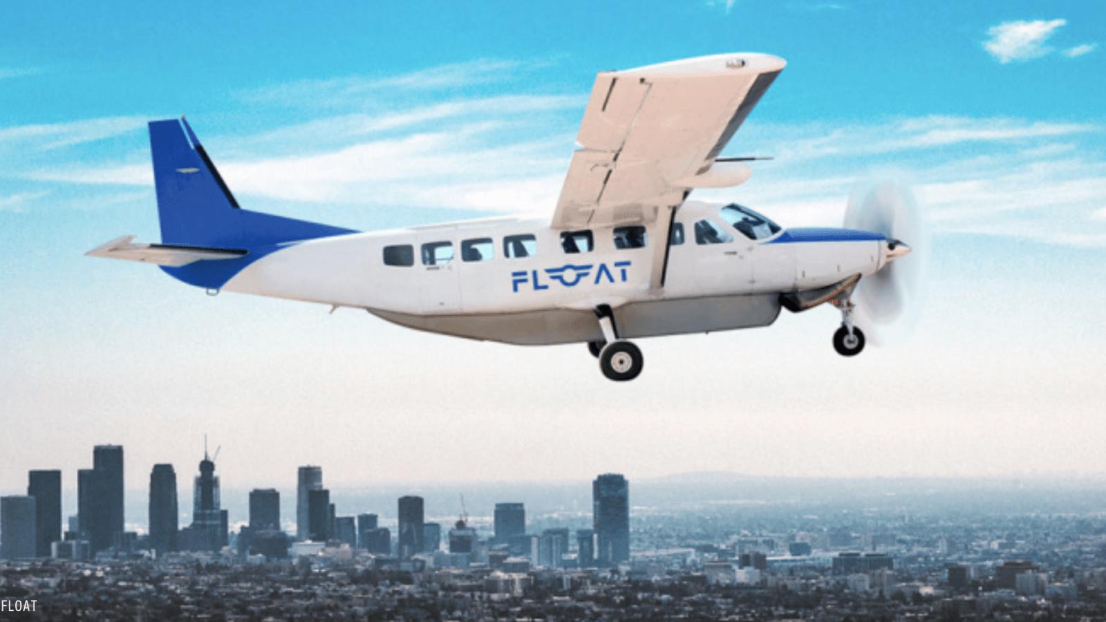 FLOAT commute plane