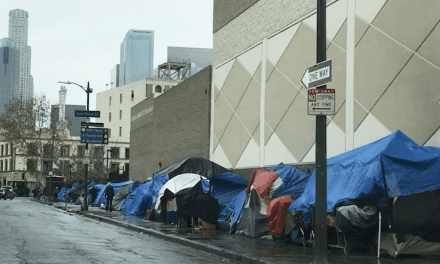Winter Homeless Shelters in L.A Won't Open​ Until December