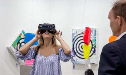 Art Basel Miami tilts towards tech and the Internet is loving it