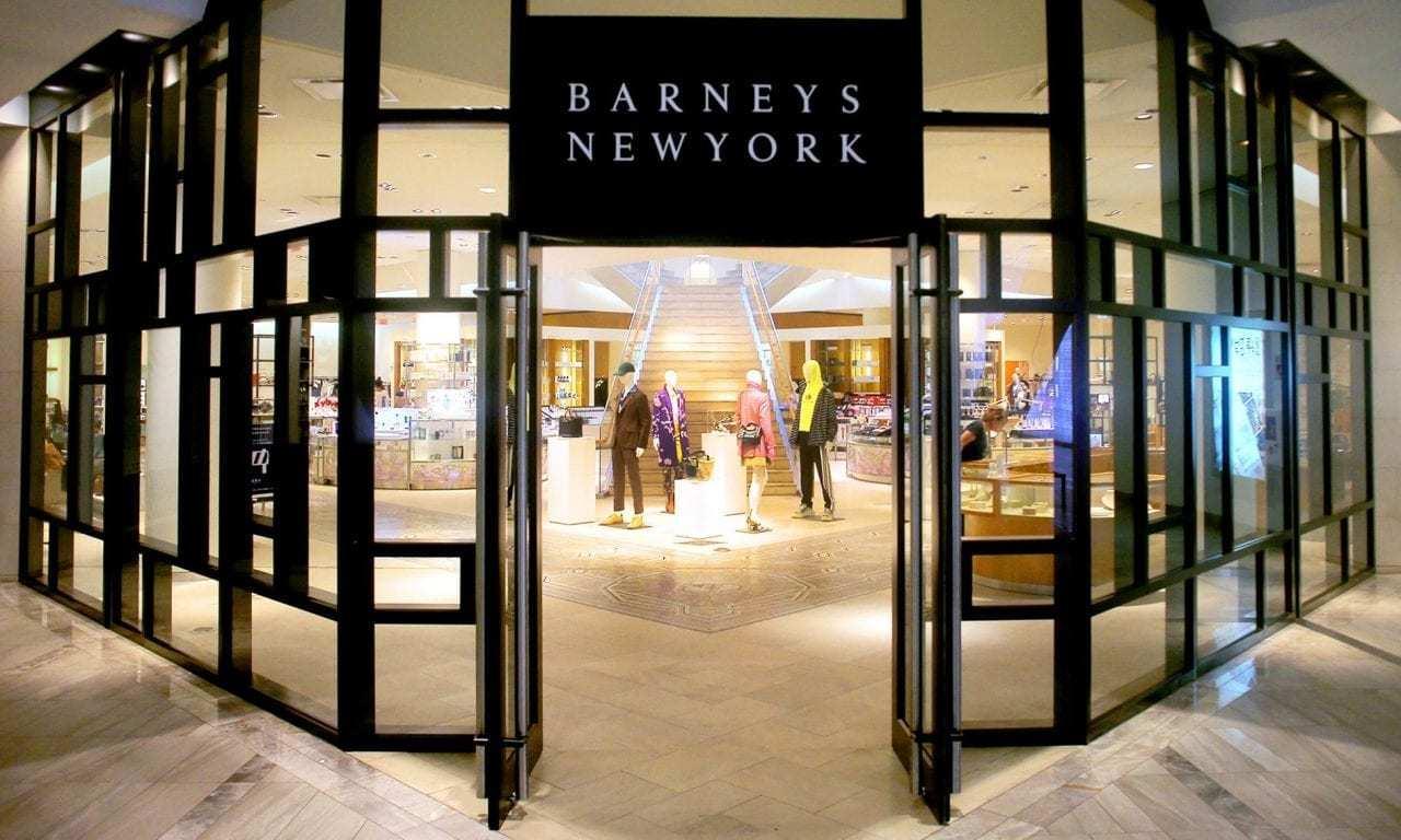 Barneys To Liquidate Assets Before Rebranding