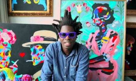 Bradley Theodore Went All in on Street Art Fashion Icons and Miami's Art Scene is Loving It