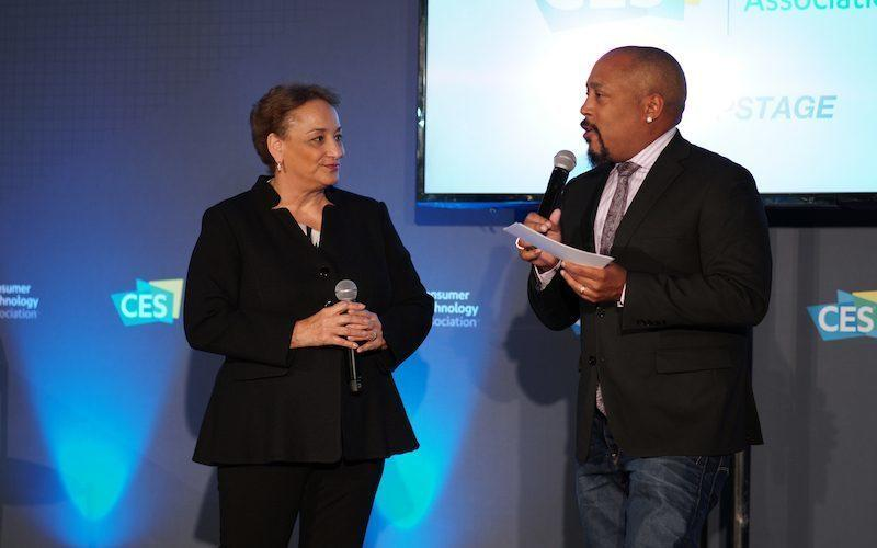 Daymond John is one of the better-known investors at CES.