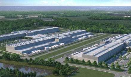 Google Brings Its $600M Data Center to Ohio; Joining Ranks of Amazon and Facebook