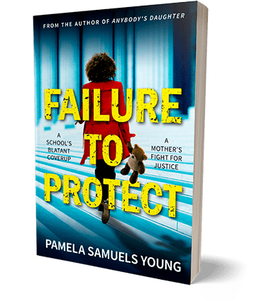 Legal Thriller Author Pamela Samuels Young — Sometimes The Subject Chooses You