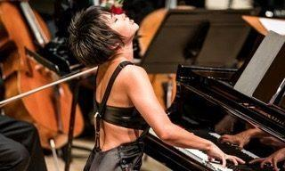 """""""Freedom To Be The Devil"""" — Pianist Yuja Wang Returns To Symphony Hall"""
