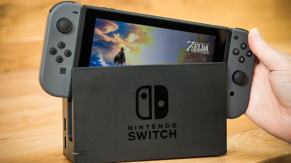 Nintendo Switch - 2017