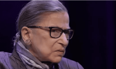 SCOTUS Announces Justice Ginsburg Hospitalized Again Following Recent Stomach Bug