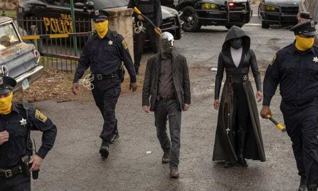 HBO Has a Hit With 'Watchmen'