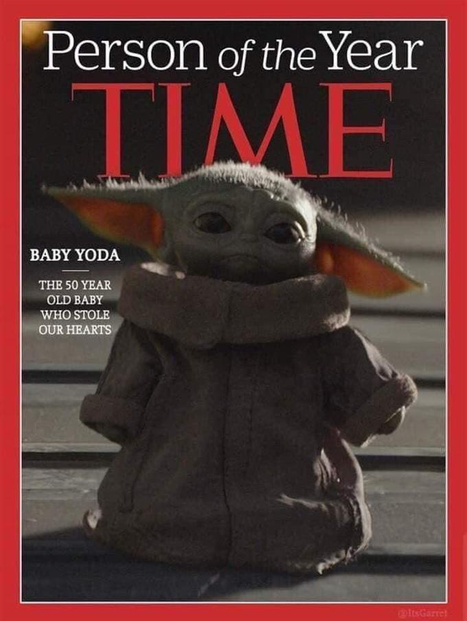 Big Deal He Is: Broke the Internet 'Baby Yoda' Has. But ...