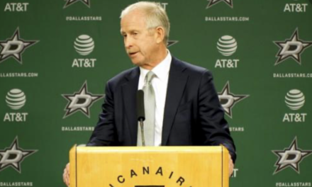 Huge Shock in Dallas as Jim Montgomery Out as Head Coach of the Stars
