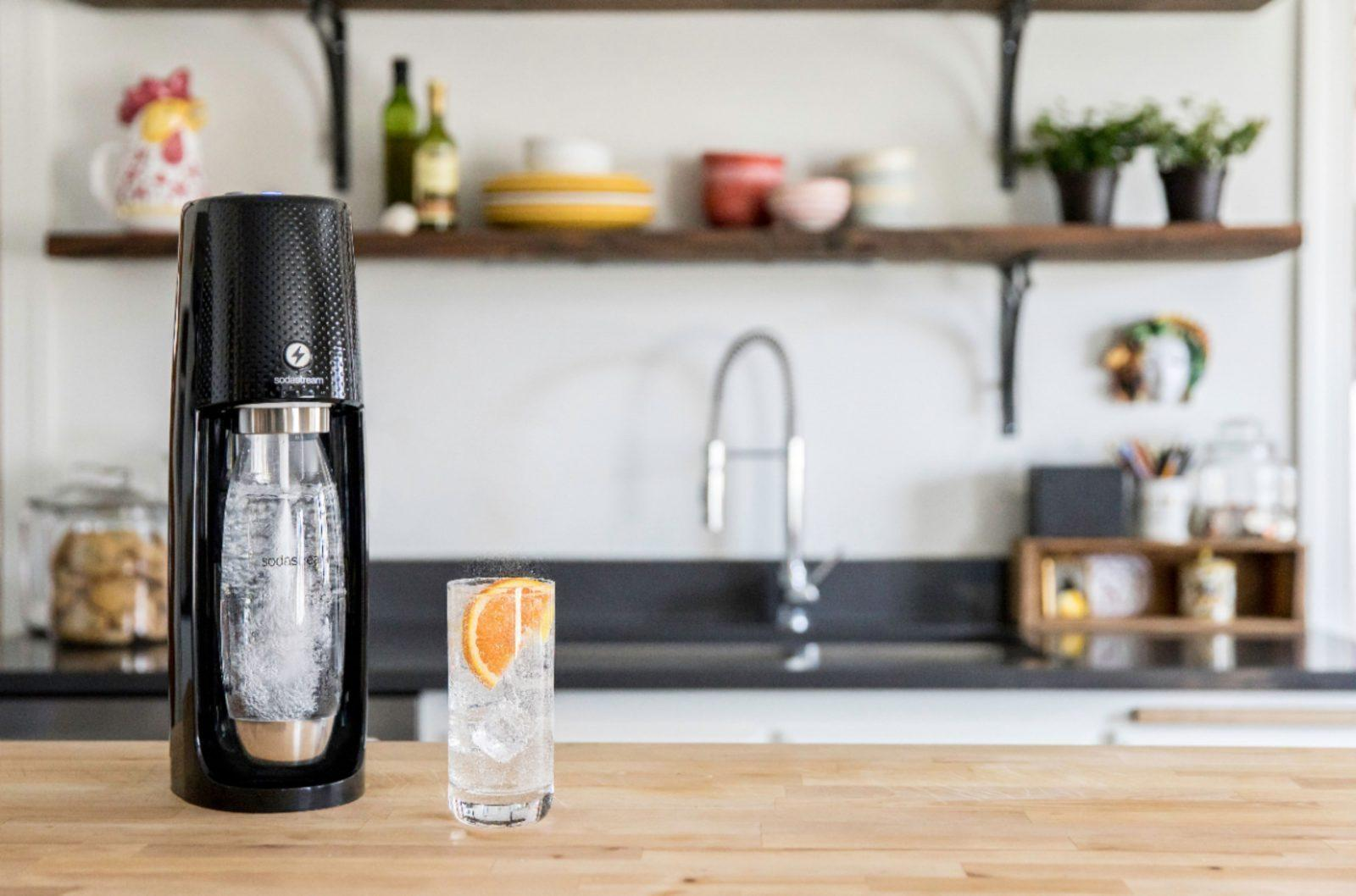 SodaStream Fizzi One Touch - For Sparkling Water Fanatics