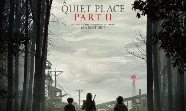 'A Quiet Place' Sequel Drops Teaser Poster, Trailer