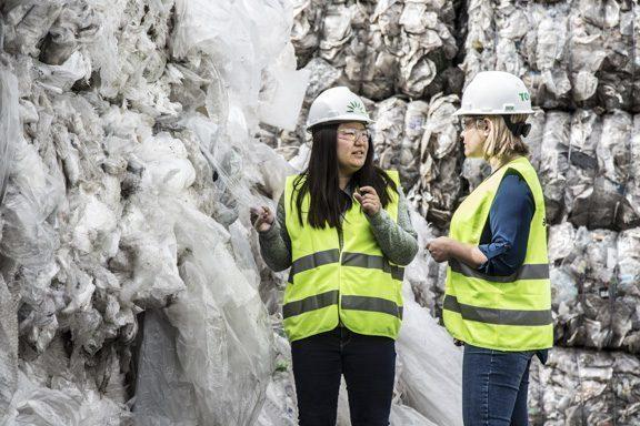 These Two Canadian Women Started a Company That Turns Plastic Into Useful Chemicals