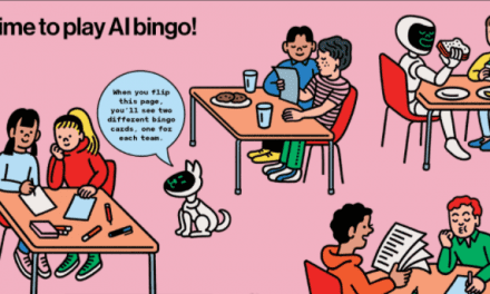 MIT Invented a Way for Parents to Teach A.I. to Kids…By Playing 'Bingo'