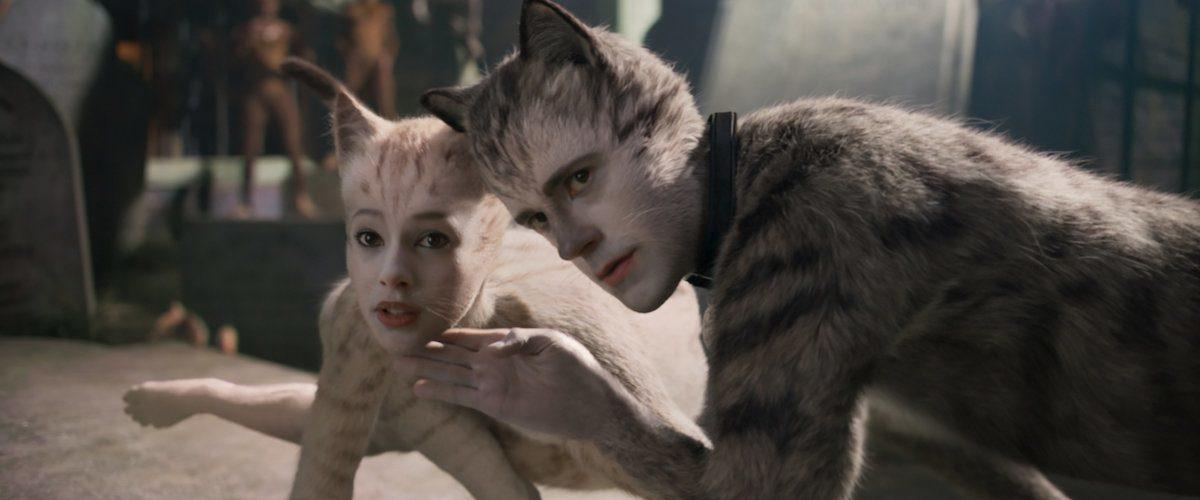 Universal Quits Award Campaigning for 'Cats'
