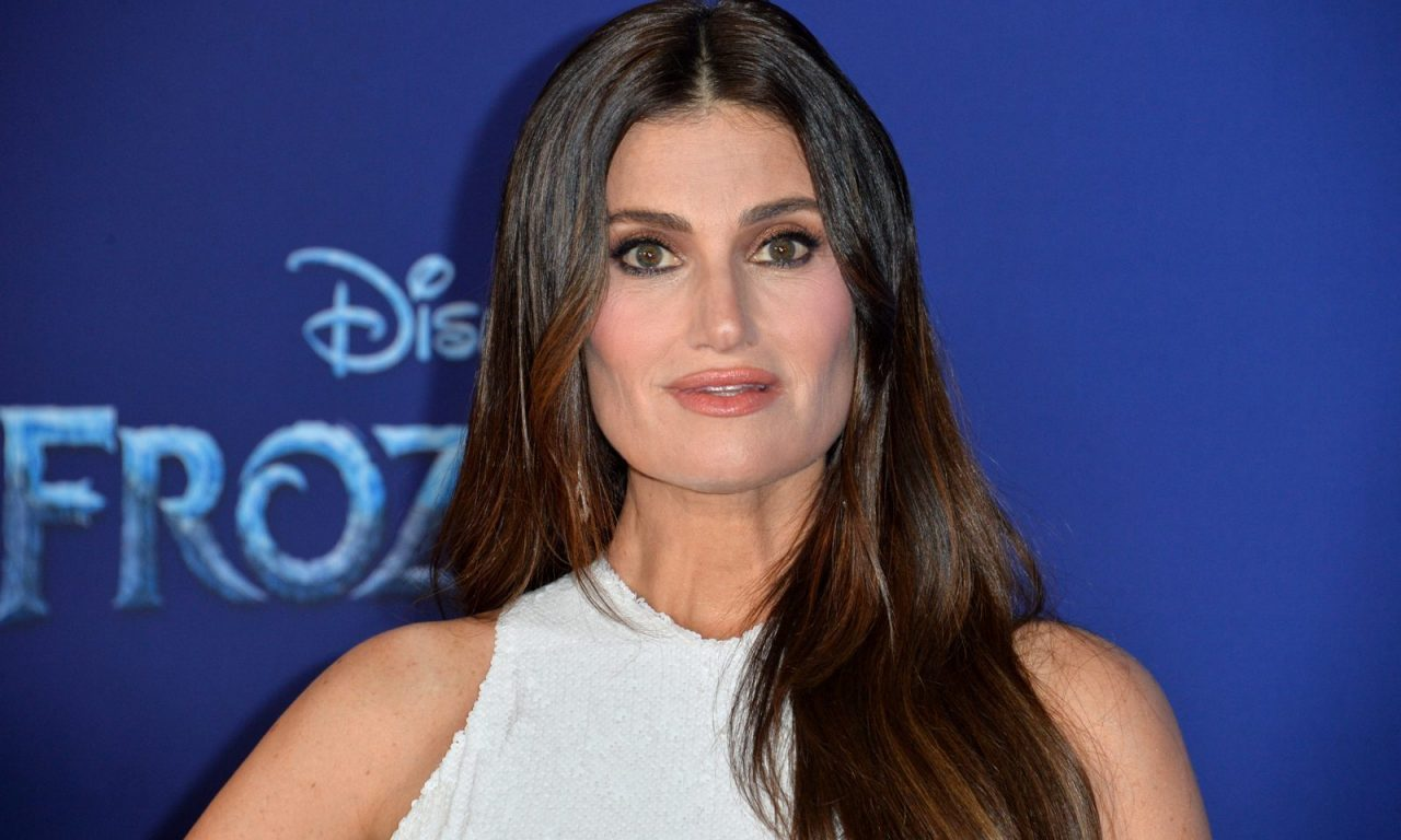 Uncut Gems' Idina Menzel Has Done it All, But She's Not Ready to 'Let It Go' Just Yet