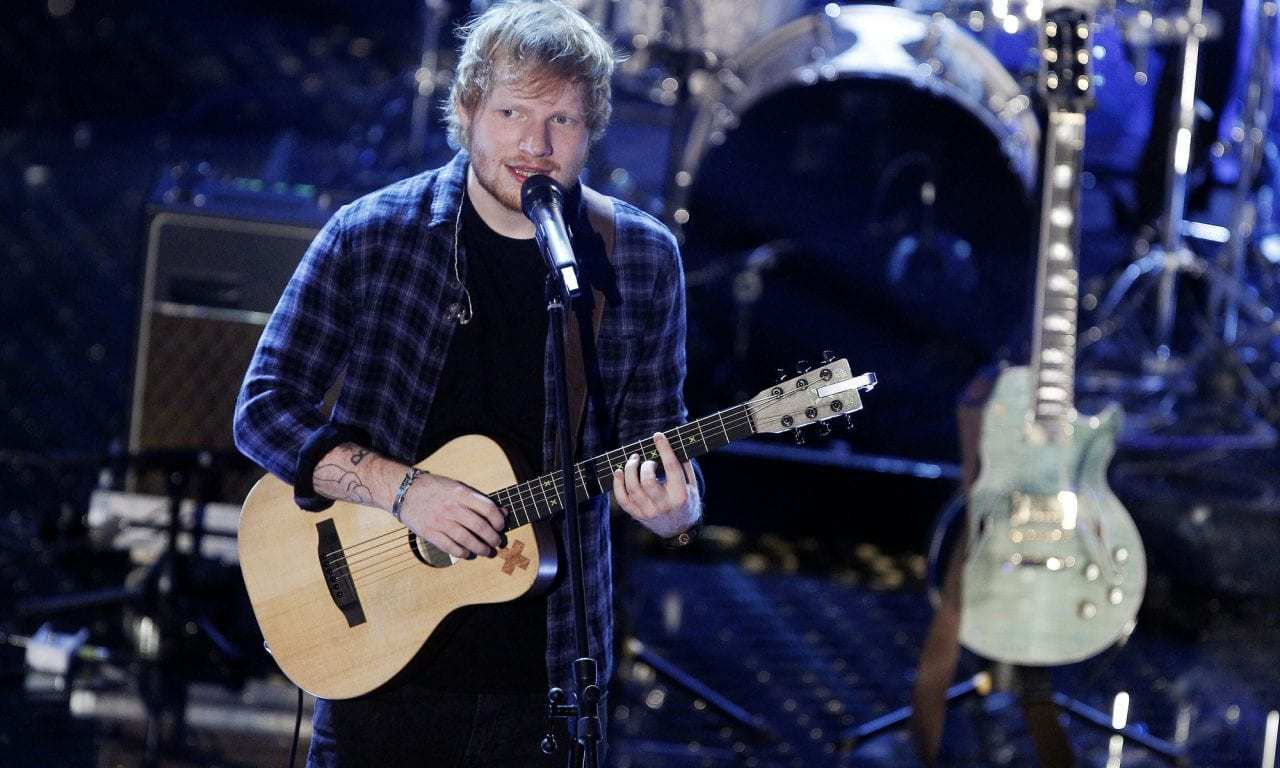 Ed Sheeran Was Fat Shamed Into His Weight Loss Journey