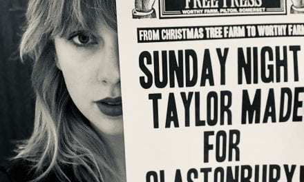 Taylor Swift to Headline Glastonbury Festival and She's One of Very Few Women Given That Honor
