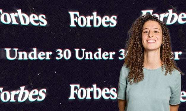 'Humanizing Storytelling' Landed This 28-Year-Old Female Founder on Forbes' Coveted '30 Under 30′: Nour Chamoun