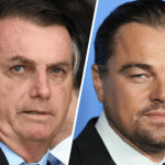 "Brazil's President Claims ""Cool Guy"" Leonardo DiCaprio Funded the Amazon Fire"