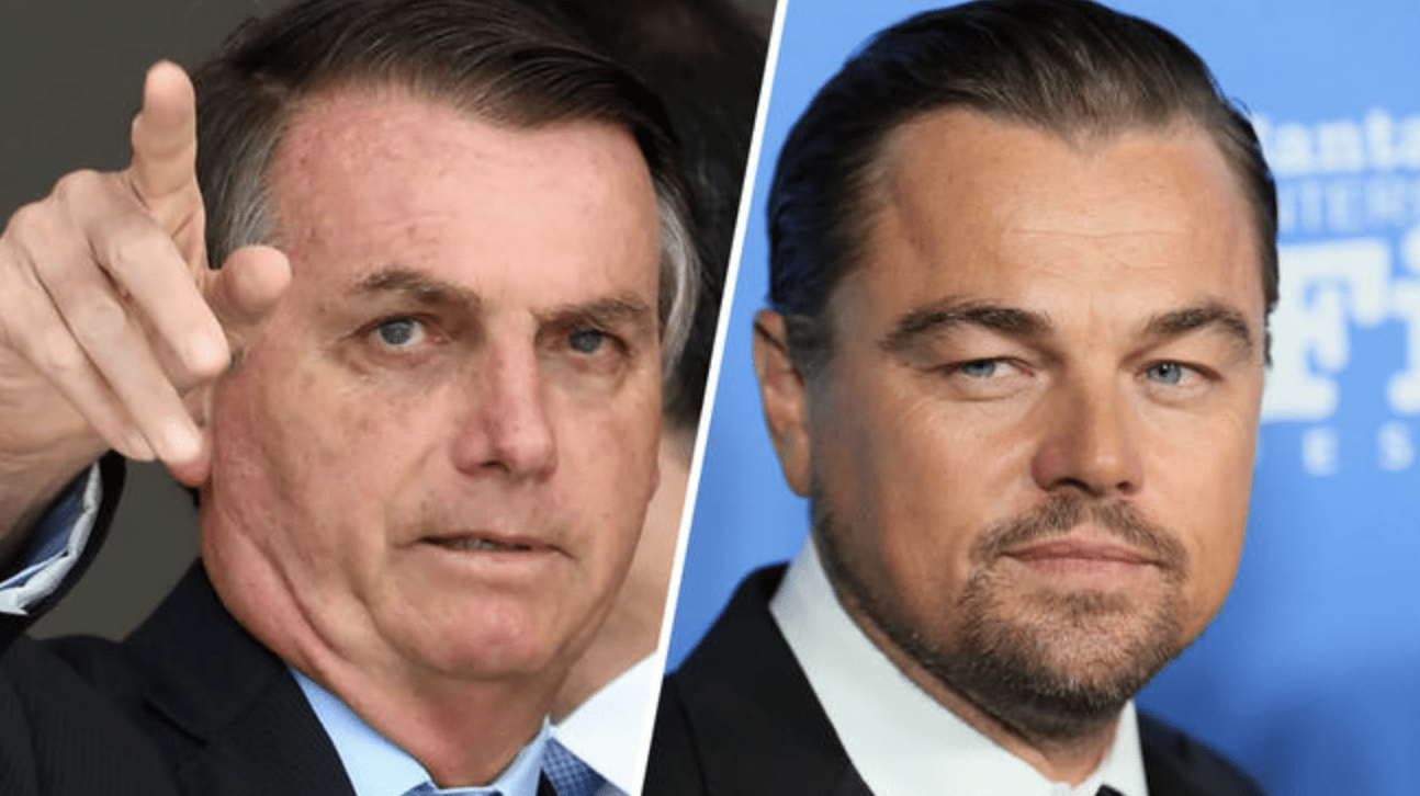 Leonardo DiCaprio denies accusations