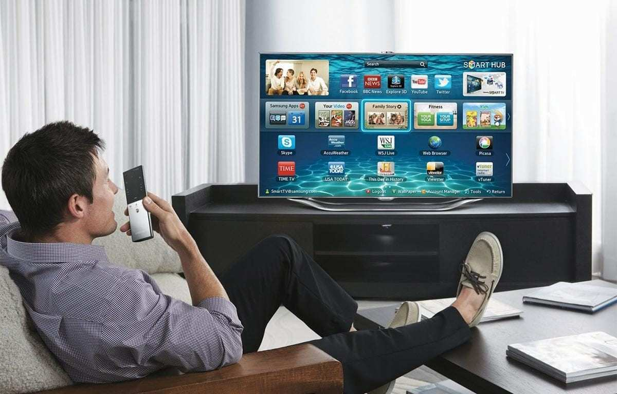 FBI Warns Smart TV's Expose Consumers To Risk