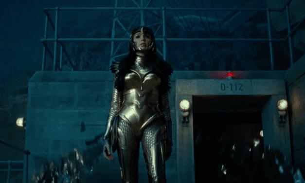 'Wonder Woman 1984' Trailer Kicks it Old-School