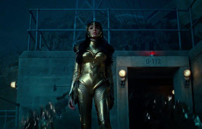 'Wonder Woman 1984' Trailer Kicks it Old-School
