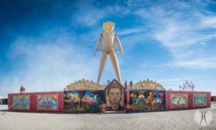 Burning Man Sues U.S. Government for Millions in Fees