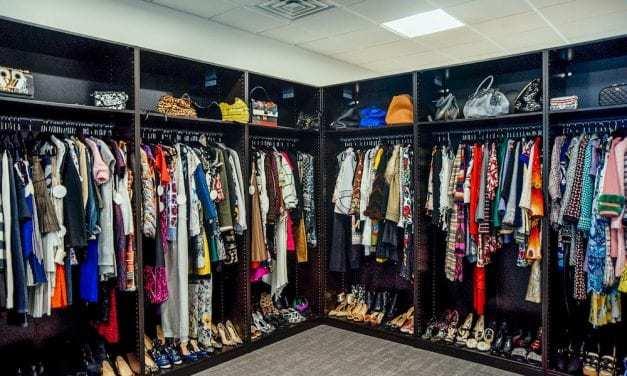California Fashion Mogul Chrisa Pappas Can Walk You Through Her Closet, Strategically